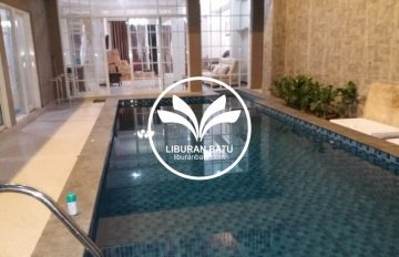 Villa Kolam Renang Fasilitas Lengkap Di Daerah Batu Malang