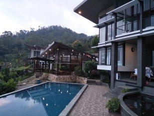 Villa Di Batu Malang Murah Dengan Kolam Renang