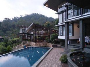 Villa Murah Di Batu Malang Dengan Kolam Renang Pribadi